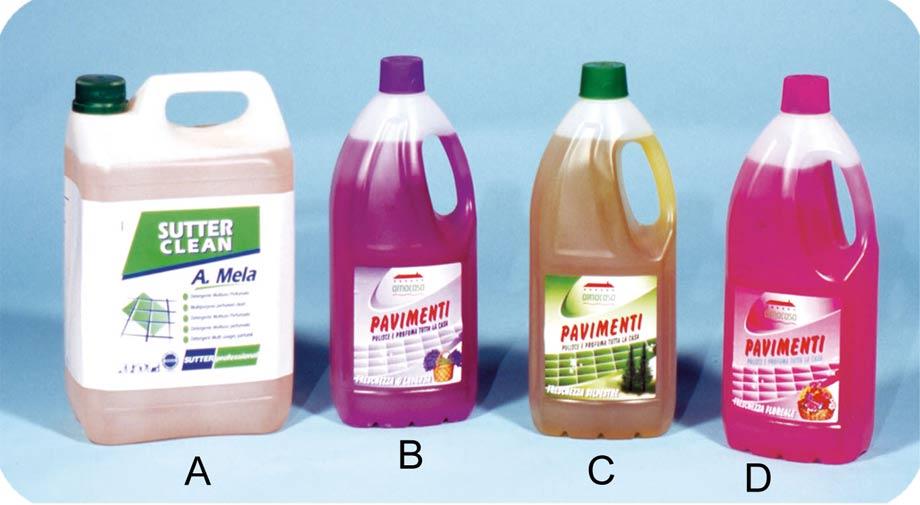 Prodotti chimici salemi candeggina ammoniaca pulizia bagno deceranti lavaincera e molto - Prodotti pulizia bagno ...
